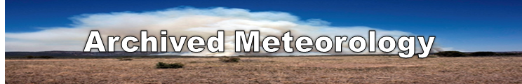 Archived meteorology